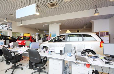 Karosseriearbeiten bei Boya Auto-Zentrum