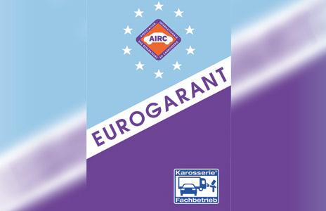 Eurogarant Gütesiegel